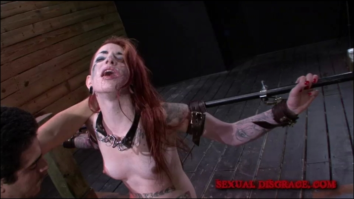 SexualDisgrace - Sheena Rose [Sexual Humiliation] (SD 540)