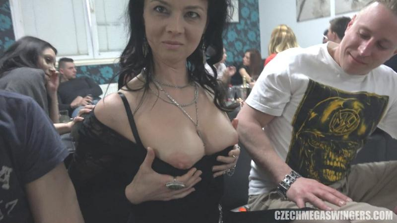 Czech MegaSwingers - Czech Girls - Czech Mega Swingers 20 - Part 1 [2016 FullHD]
