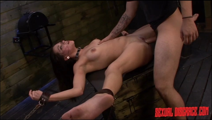 SexualDisgrace: Zoey Foxx - Sexual Humiliation 2  [SD 540] (322 MB)