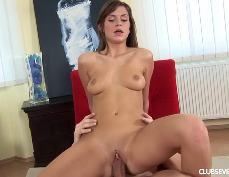 Sara A - Slutty Sara Knows How To Handle A Cock [ClubSevenTeen/2016/HD]
