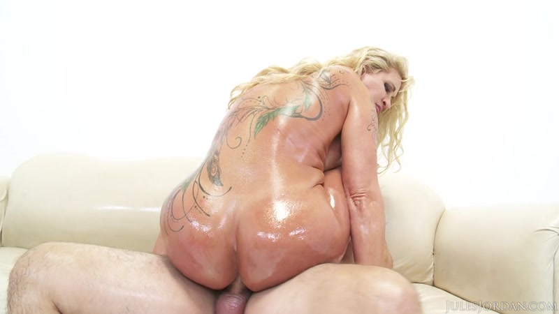 Ryan Conner - Ass Fucking Blonde! (15.05.2016) [SD]