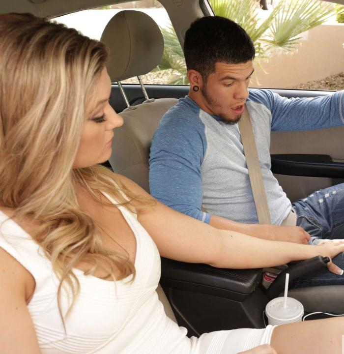Naughtyamerica: Addison Lee - Medium Fake Tits  [HD 720p]  (Public)