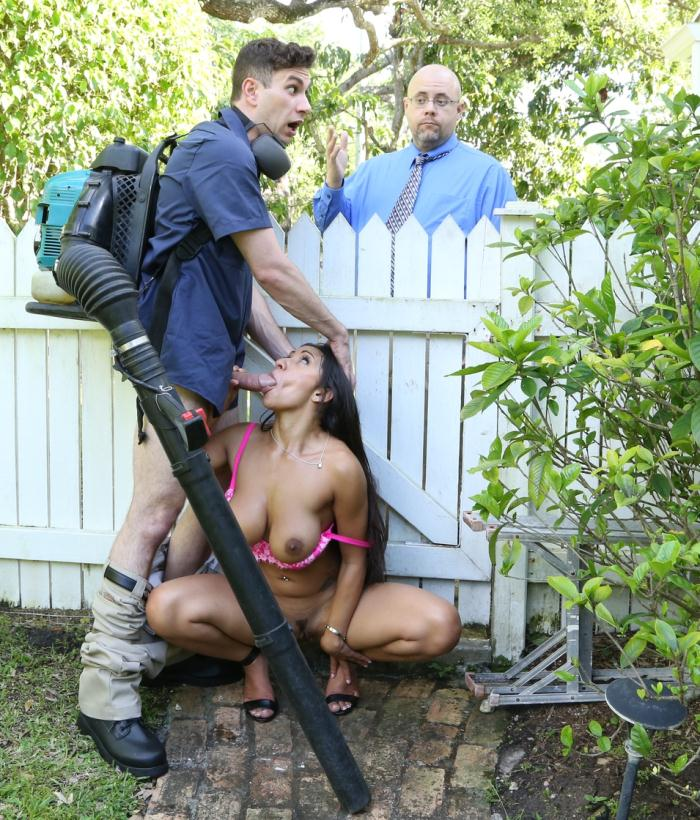 BangBros - Priya Price [Horny Priya Price Fucks The Gardener] (HD 720p)