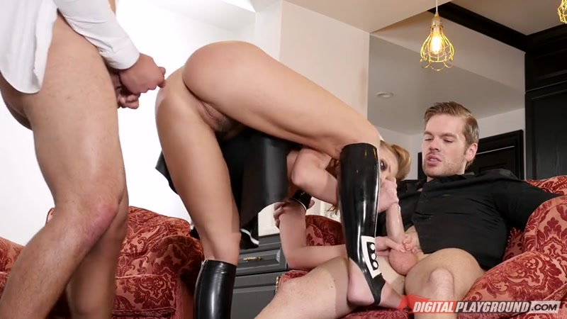 Britney Amber - House of Hedonism - Episode 2 [SD] (547 MB)