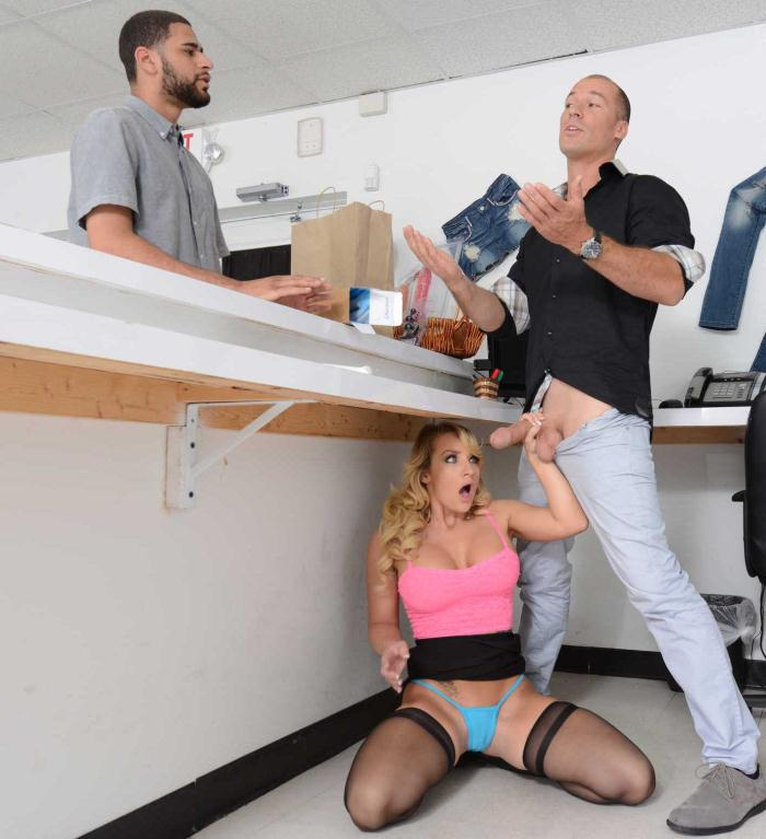 Brazzers: Cali Carter  - Store Whore Credit  [HD 720p] (788 MiB)