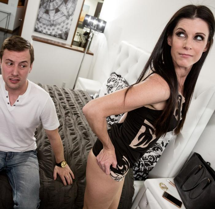 PrettyDirty -  India Summer [Brunette, Hardcore, Small Tits, MILF, Mature, Stepmom, Family Roleplay, Blowjob,Deepthroat, Cumshot, Big Dick, Ass, Lingerie] (SD 544p)