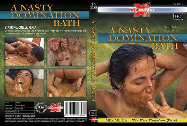 A Nasty Domination Bath [MFX Media / HD]
