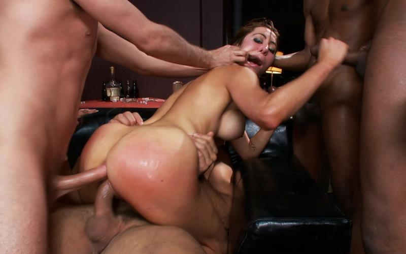 BoundGangBangs - Princess Donna Dolore - The Party: Starring Princess Donna [2012 HD]