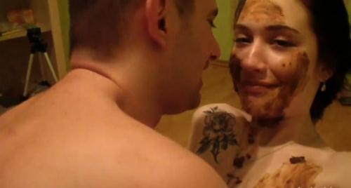 Scat Super Star 2 - Part 1 - Lesbians [FullHD, 1080p] [Scat] - Extreme Porn