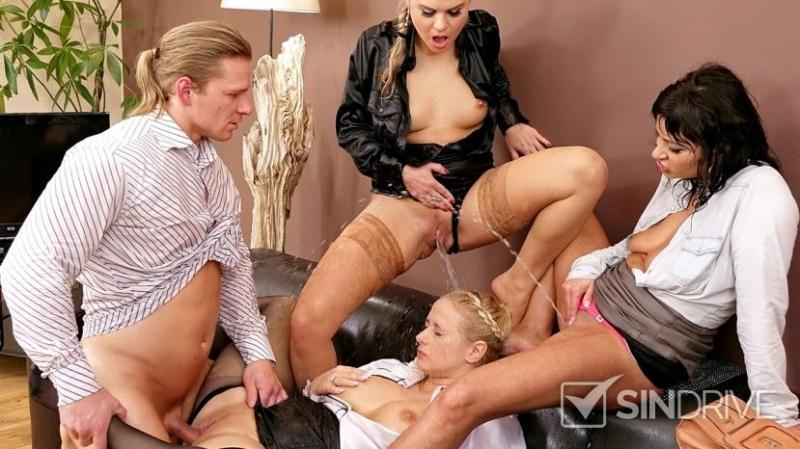 Take A Golden Shower, It's The Perfect Hour: Getting Wet, Glad We Met, Nasty Tools, Dirty Rules! [HD] (793 MB)