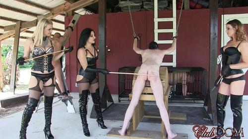 ClubD0m.com [A Lesson In Caning] FullHD, 1080p