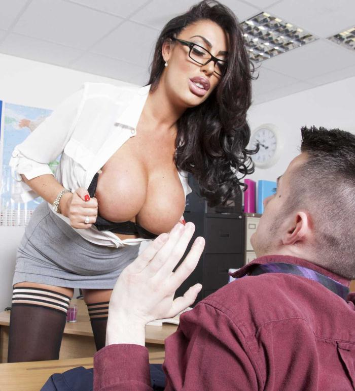 First Teacher - Ava Koxxx - MILFs Fake Tits  [HD 720p]