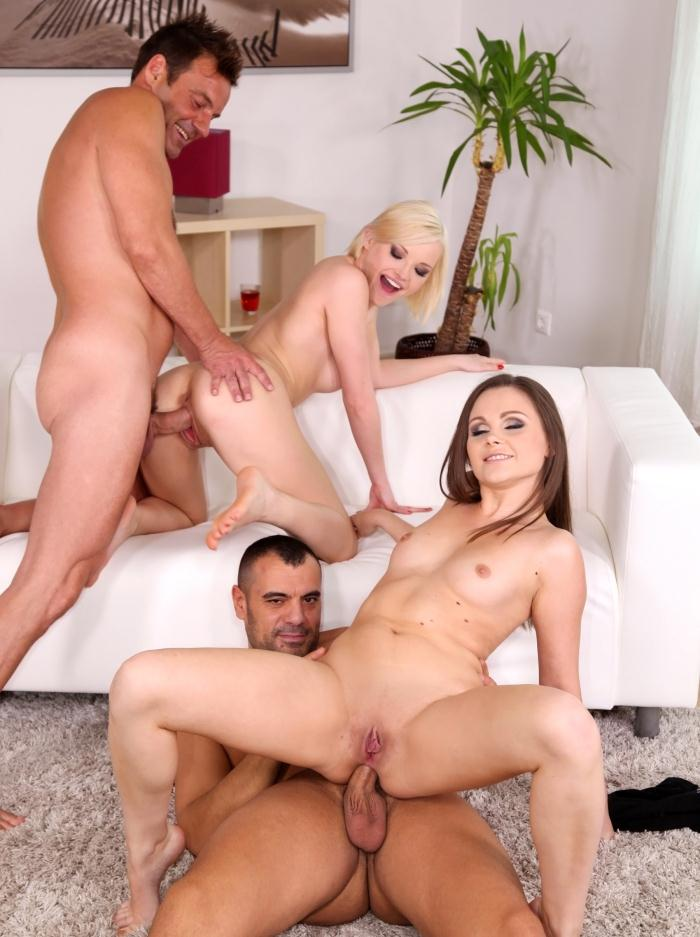 Euro parties - Liza Shay - Bang Hard  [SD 576p]
