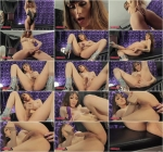 Kylie Maria's Purple Dildo (shemale.xxx) HD 720p