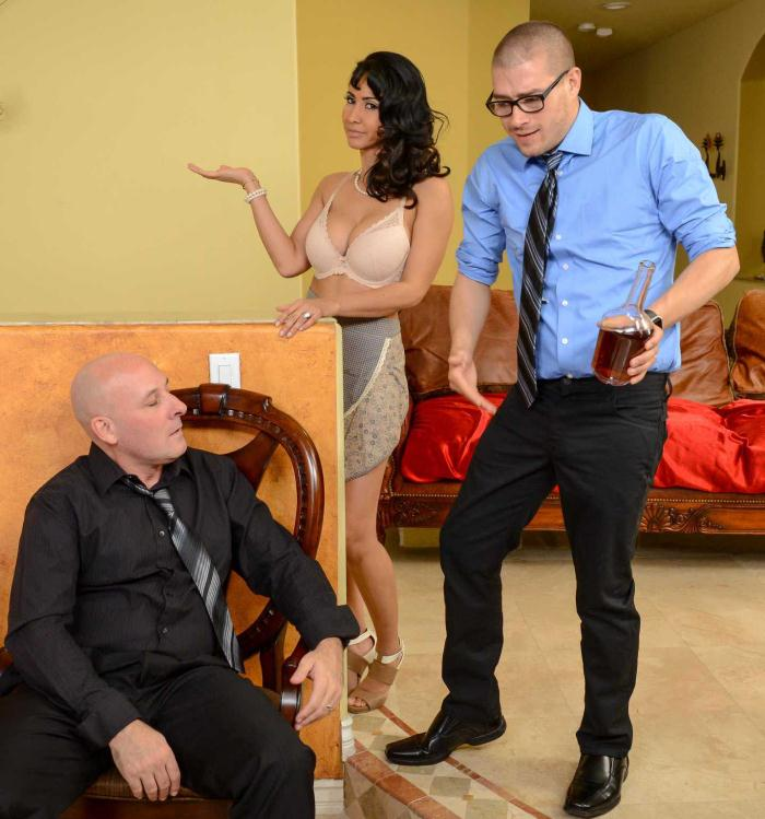 Brazzers: Isis Love - The Marriage Counselor  [HD 720p]  (Anal)