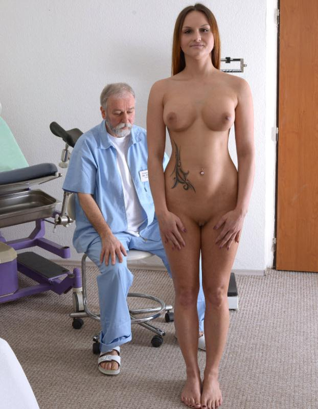 Gyno-X - Barbara Bieber - Barbara Bieber (20 years girl gyno exam) [2016 HD]