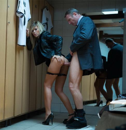 Lola Reve - Fucked In The Locker Room During The Soccer Game (2014/FullHD)
