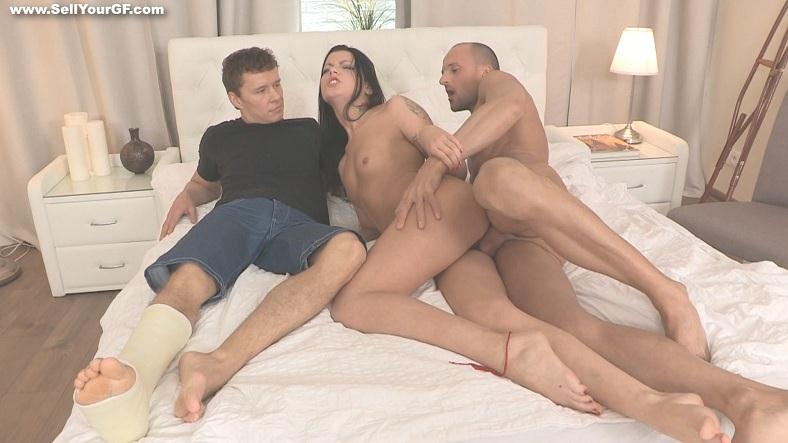Group sex with Teen June (02-05-2016) [FullHD]