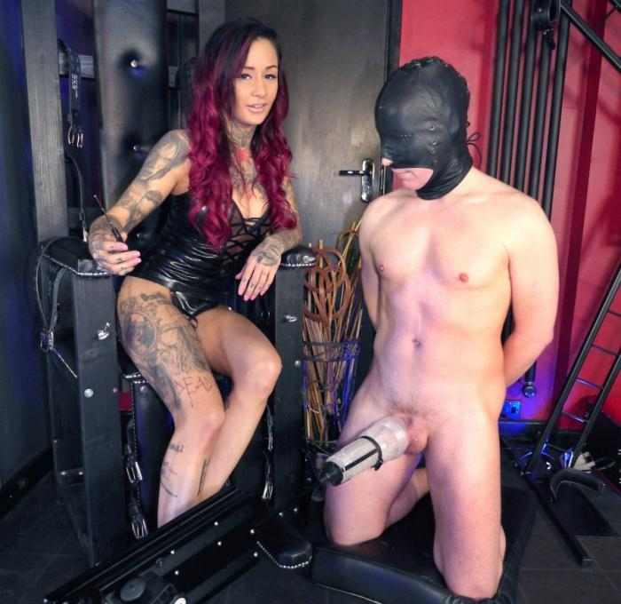 TheEnglishMansion: Miss Annalieza - Machine Cum Games  [HD 720p] (397 MiB)