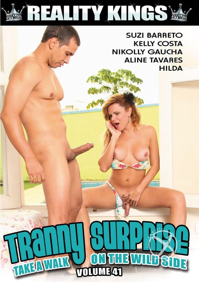 Reality Kings - Suzi Barreto, Kelly Costa, Nikolly Gaucha, Aline Tavares, Hilda in Tranny Surprise 41 (DVDRip 406p)