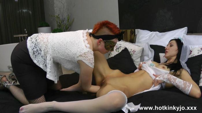 Hot Kinky Jo - 27.03.16 [HotKinkyJo] 1080p