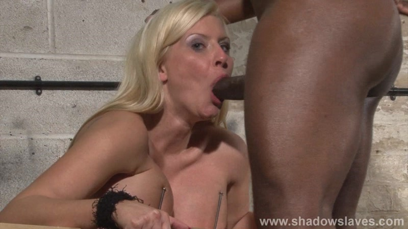 Slavegirl Melanie Moon - Nailed (Torture / Punishment) [FullHD]