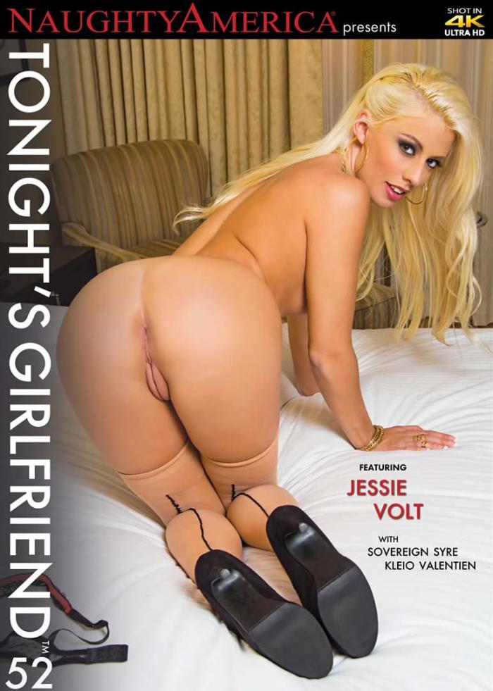 Naughty America: Jessie Volt, Kleio Valentien, Sovereign Syre - Tonights Girlfriend 52 [WEBRip/SD 480p]