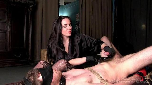 GoddessSnow - Snow - Eat It, Slave [HD, 720p]