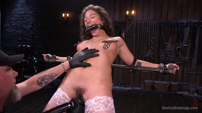 Kink.com - Young Pain Slut Devastated in Grueling Bondage, Tormented, and Cumming (BDSM) [HD, 720p]