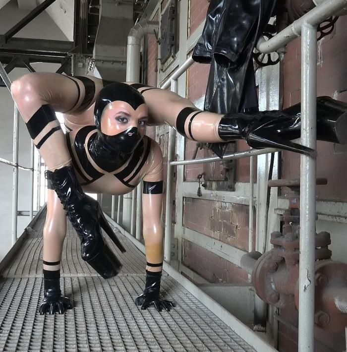 FlexiLady: Malina - The Best Rubberlady  [FullHD 1080p]
