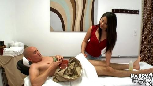 (Handjob / MP4) Drea Diamond - Hardcore with Asian!  - SD 576p
