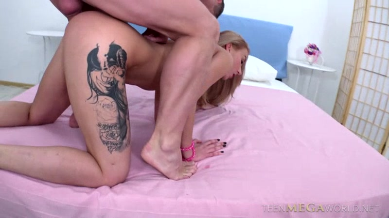 Anal Beauty - Janett aka Anna Thorne (Pounded In Every Hole / Anal with Russian Girl / 15.05.16) [SD]