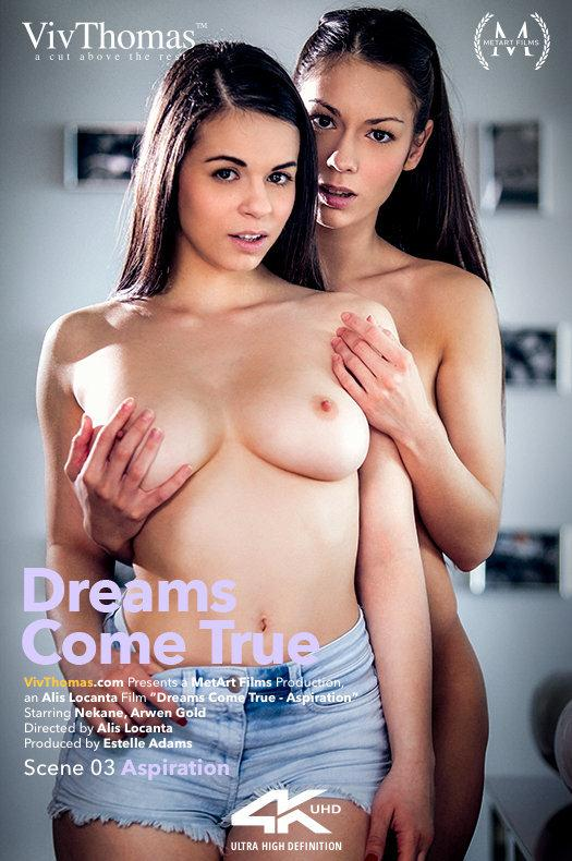 Arwen Gold and Nekane - Lesbian sex with Anal Fingering [V1vTh0m4s / FullHD]