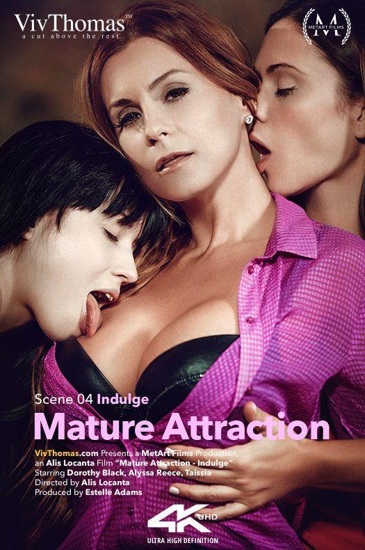 Mature Attraction Episode 4 - Indulge [FullHD] (1.68 GB)