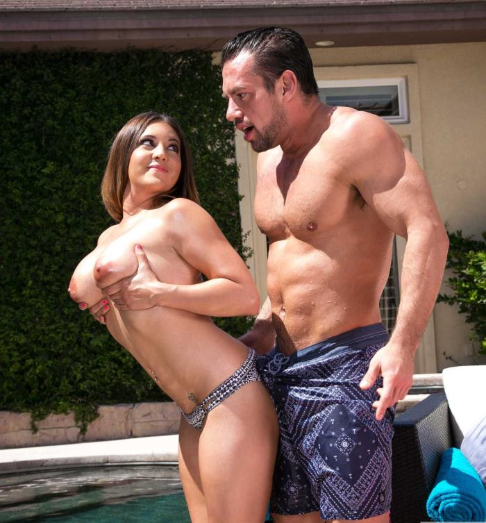 Busty Friend - Jean Michaels - Big Fake Tits  [HD 720p]