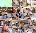 Farm Girls (Threesome sex / 18.05.2016) [SD/360p/MP4/385 MB]