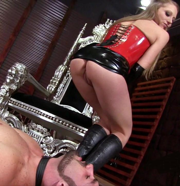 Fem Empire - Shawna Lenee - Begging Boot Bitch  [FullHD 1080p]