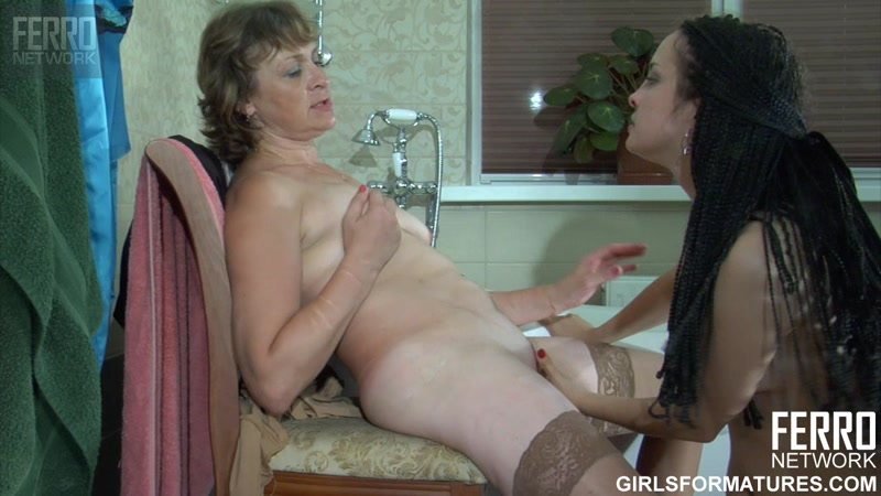 Ferro Network - g943 - Emilia, Mabel - Part 1 (Girls For Matures / Russian Lesbians) [HD]