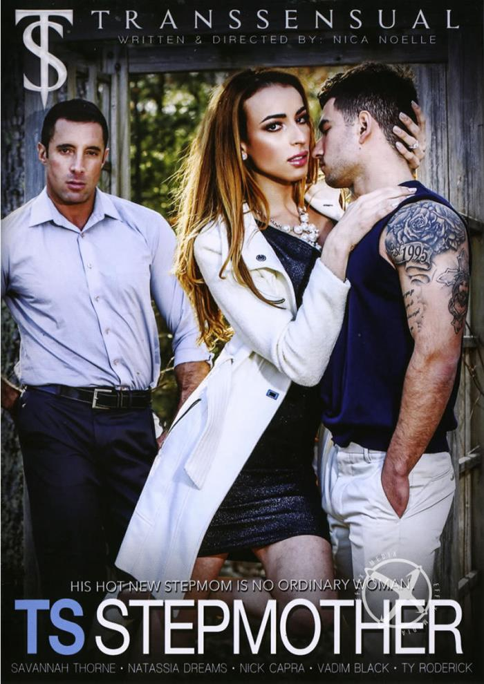 Transsensual - Natassia Dreams, Savannah Thorne, Nick Capra, Antonio Giovanni, Vadim Black [TS Stepmother] (WEBRip/HD 720p)
