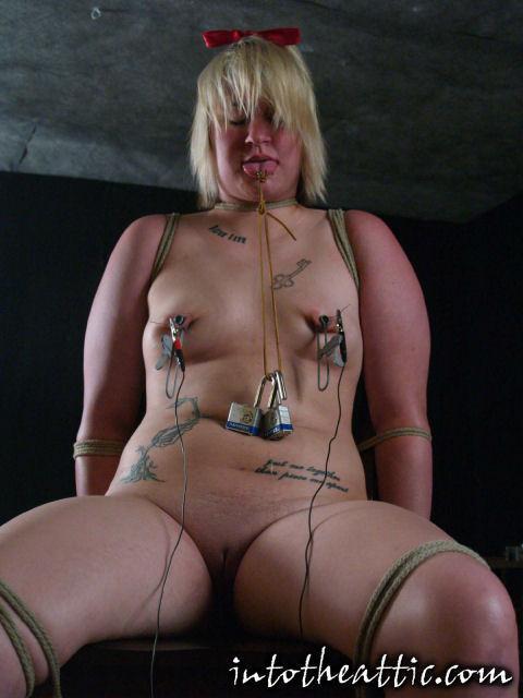 IntoTheAttic.com - Tre Jaxx - Bondage (BDSM) [SD, 540p]