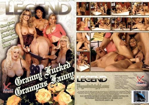 Legend X-Traordinary Pictures [Granny Fucked Grampa\'s Fanny] SD, 480p
