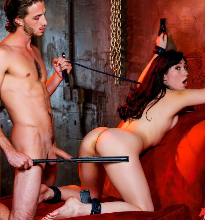 DigitalPlayGround: Aria Alexander - Flesh: House of Hedonism - Episode 4  [HD 720p]  (BDSM)