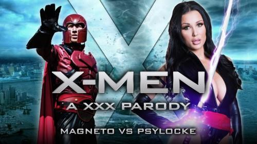 P0rnstarsL1k3ItB1g - Patty Michova - Psylocke vs Magneto (25.05.16) [SD]