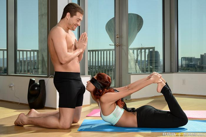 Brazzers: Jade Jantzen - Yoga Freaks: Episode Three  [HD 720p]