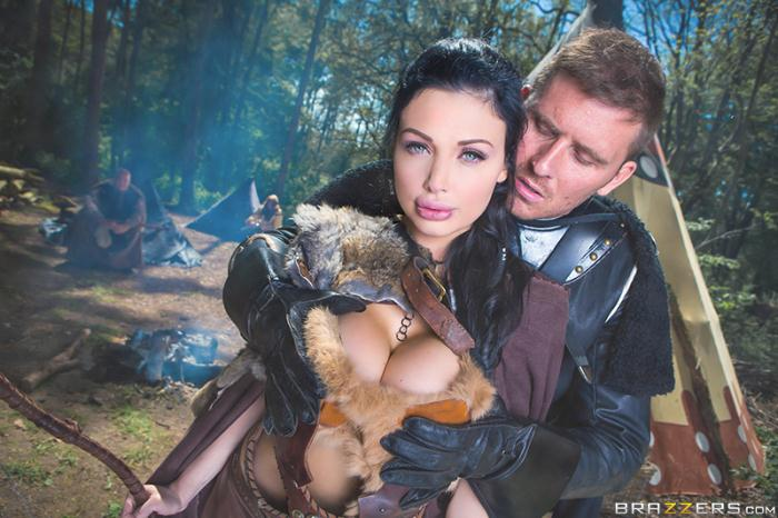 ZZS - Aletta Ocean - Storm Of Kings XXX Parody: Part 3  [HD 720p]