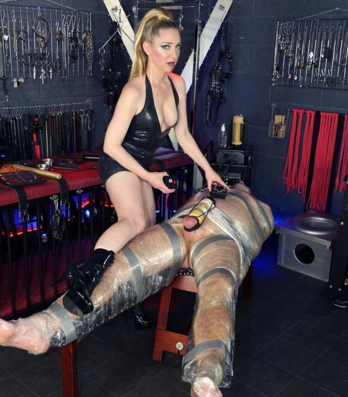 TheEnglishMansion - Mistress Sidonia [Endless Cock Torment] (HD 720p)