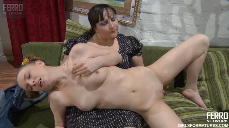 Ferro Network - g1051 - Klaris, Dorothy - Part 1 (Girls For Matures / Russian Lesbians) [HD]