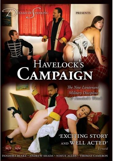 Dreams Of Spanking - Pandora Blake - Havelock's Campaign [FullHD/1080p/MP4/410 MB]