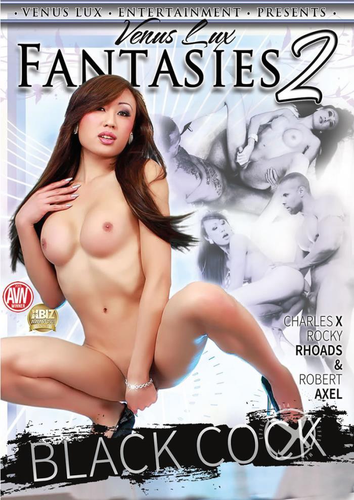 Venus Lux Entertainment: Venus Lux, Charles X, Rocky Rhoads, Robert Axel - Venus Lux Fantasies 2: Black Cock [WEBRip/SD 406p]
