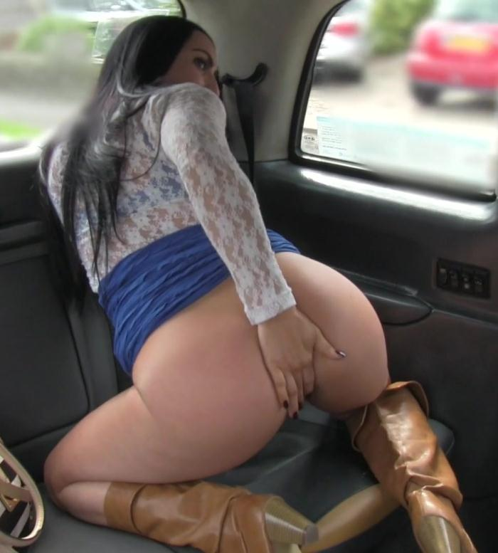 Female Sex in Taxi - Angel Long, Chloe Lovette - Horny Lesbians Eat Wet Pussy  [FullHD 1080p]